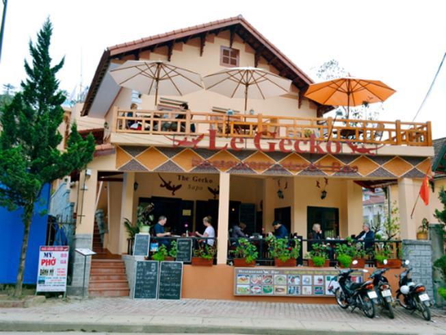 Đi Sa Pa dừng chân tại cà phê Le Gecko