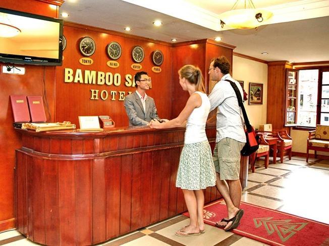 Bamboo Sapa nơi trú chân được nhiều du khách lựa chọn