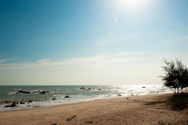 Hình ảnh Biển Hồ Tràm