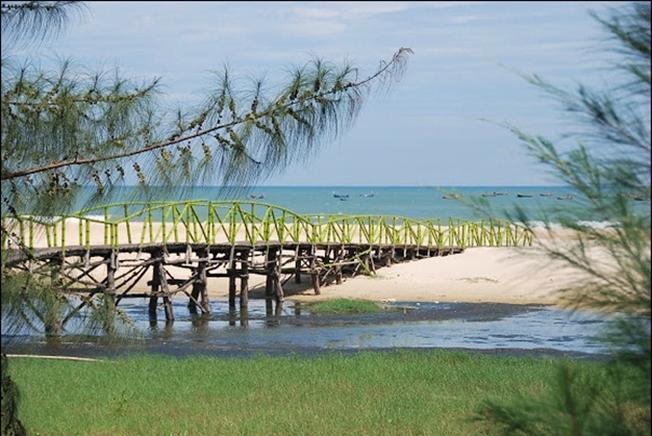 Khám phá vẻ đẹp hoang sơ quyến rũ của biển Hồ Tràm