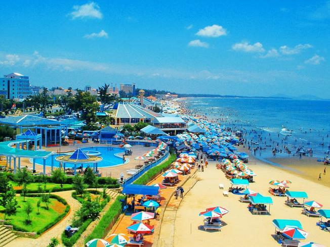 Những bãi biển tuyệt đẹp Vũng Tàu luôn là nơi hấp dẫn du khách