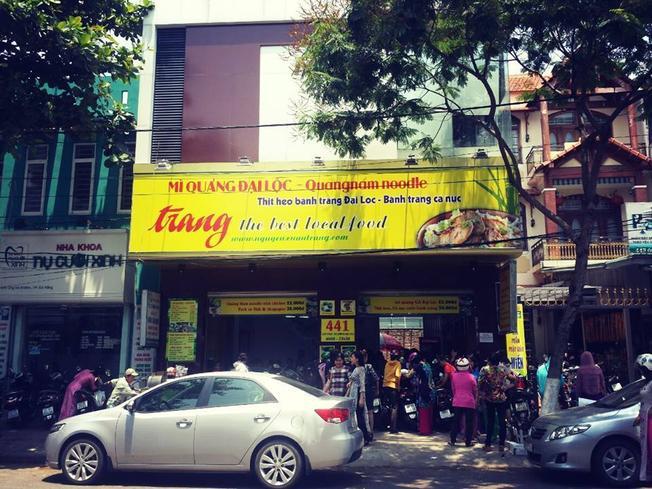 Quán Trang – quán ăn ngon ở Đà Nẵng