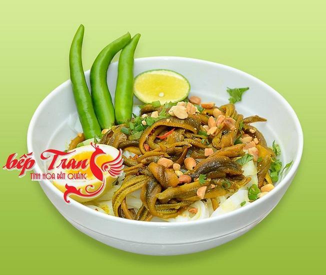 Cháo ếch, lươn đồng tại quán Trang tươi ngon, hấp dẫn