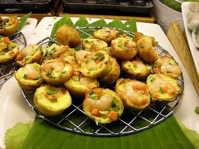 Bánh căn Đà Nẵng: Món ngon nức tiếng Đà Thành