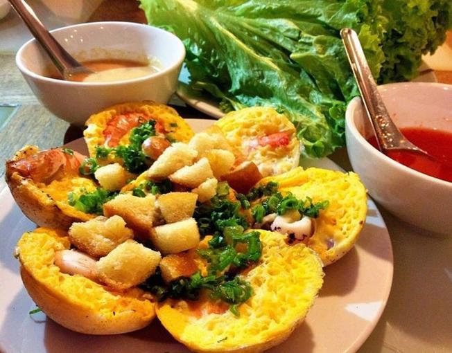 Bánh căn Đà Nẵng: Món ngon nức tiếng Đà Thành 04