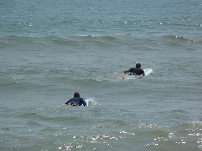 Bộ môn lướt sóng này còn khá mới mẻ đối với mọi người yêu thích mạo hiểm trên biển