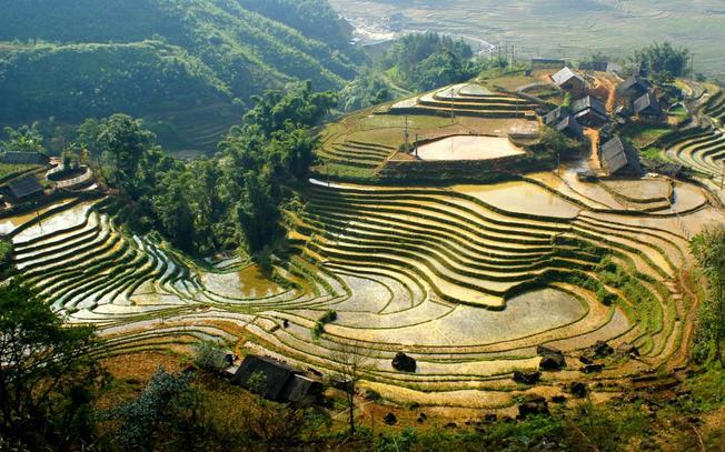 Sa Pa – mảnh đất du lịch nổi tiếng của Lào Cai, Việt Nam