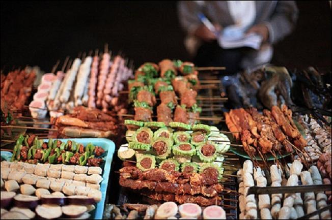 Ẩm thực Sa Pa nổi tiếng với các món nướng đa dạng