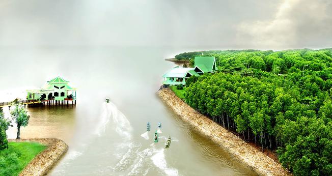Cà Mau sông nước