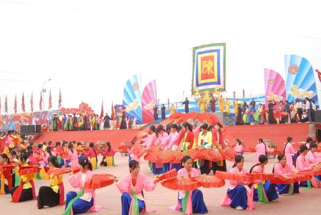 Lễ hội nét đẹp văn hóa