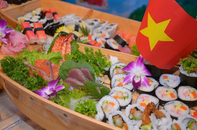 Món ăn Nhật Bản được UNESCO công nhận là di sản phi vật thể