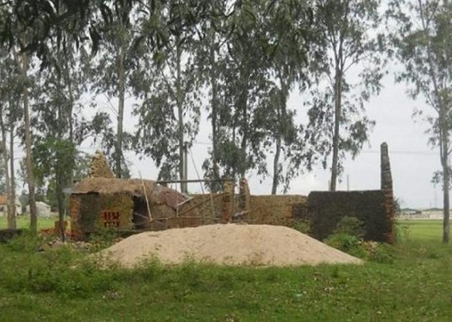 Ngôi làng ma ám Vượng Lộc
