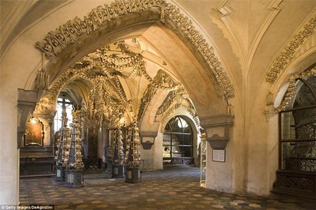 Nhà thờ Sedlec Ossuary
