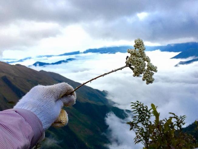 Nằm trong khối núi Pú Luông thuộc dãy Hoàng Liên Sơn