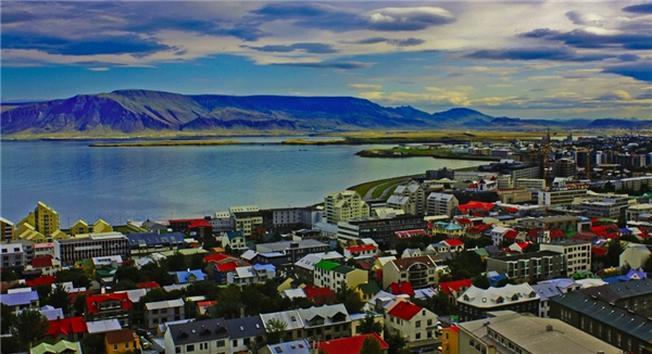 Thành phố Reykjavik