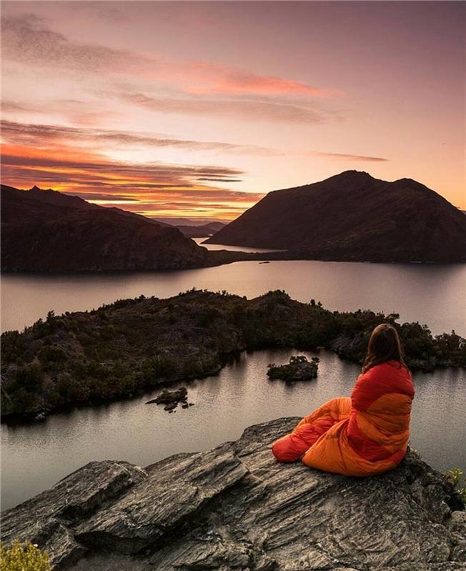 Một buổi sáng sớm tĩnh lặng giữa thiên nhiên New Zealand