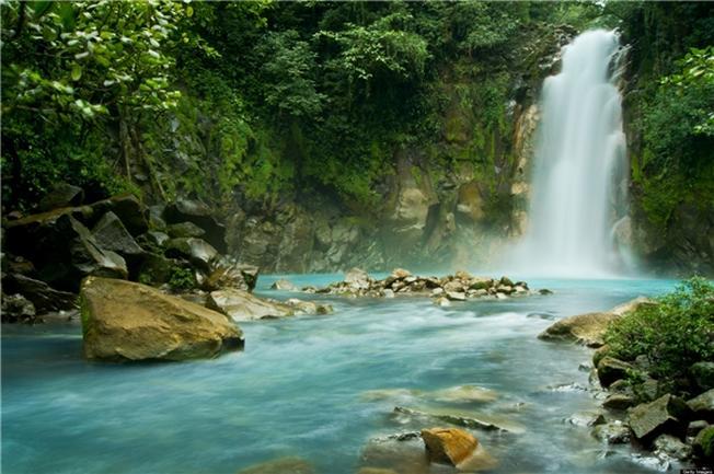 Thiên đường nhiệt đới Costa Rica