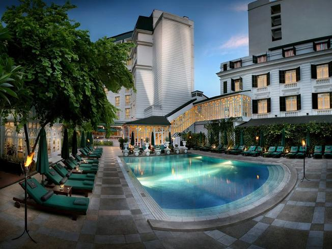Giợi ý những khách sạn 5 sao được miễn phí 1 đêm nghỉ