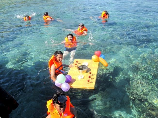 Đến đảo Bình Ba Cam Ranh nên chơi những gì