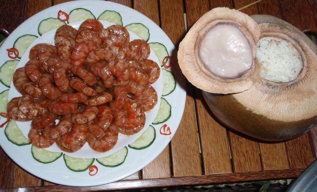 Cơm dừa
