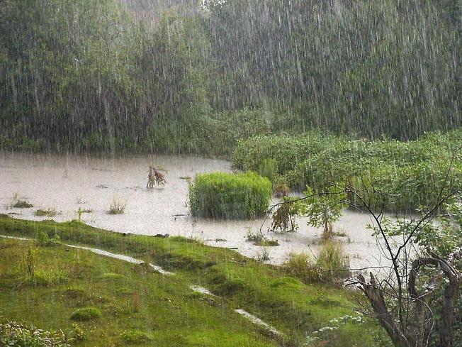 Địa điểm du lịch mùa mưa