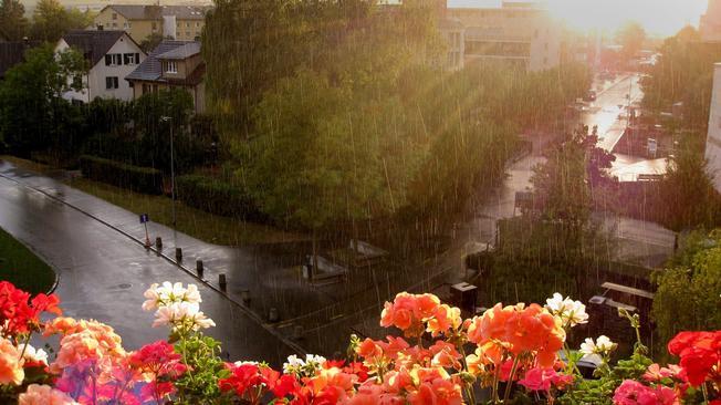 Du lịch mùa mưa