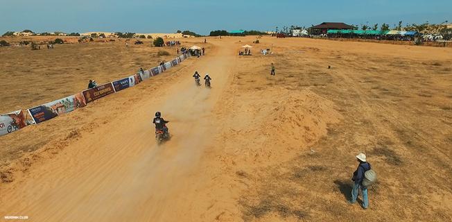 Khu du lịch Tanyolinơi trải nghiệm thể thao mạo hiểm tại Ninh Thuận