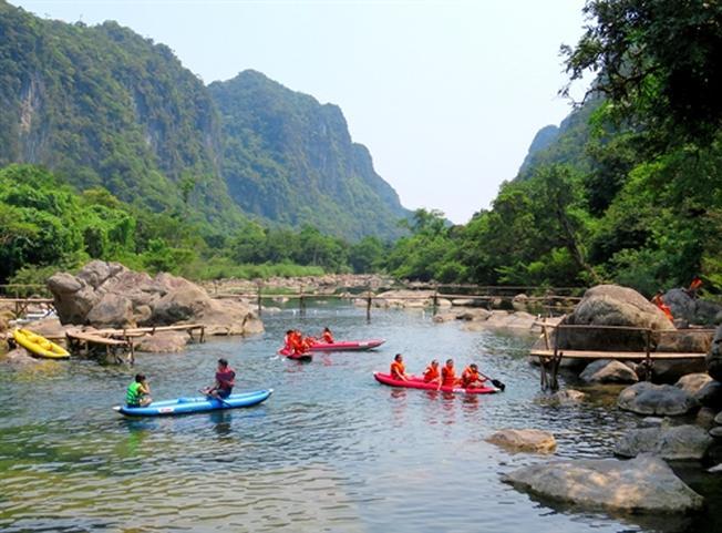 Về Quảng Bình tìm đến chốn thiên đường du lịch dịp nghỉ lễ Quốc khánh