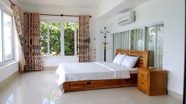 Phòng nghỉ của Viva Villa