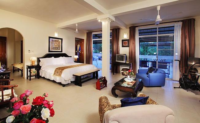 Phòng nghỉ của An Hoa Residence