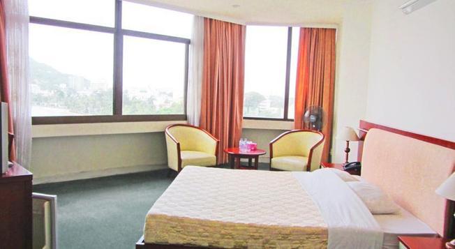 Phòng nghỉ của Buu Dien Hotel