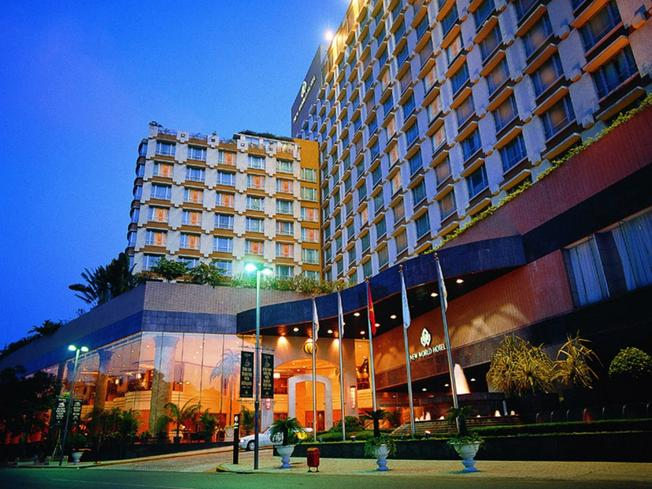 Khách sạn tại Hạ Long