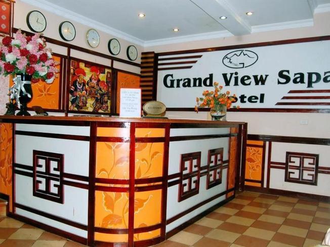 Grand View Sapa Hotel