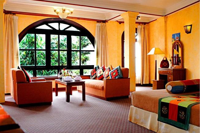 Khách sạn ở Sa Pa