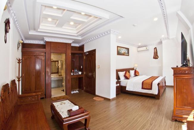 Phòng nghỉ của Fortune Dai Loi II Hotel