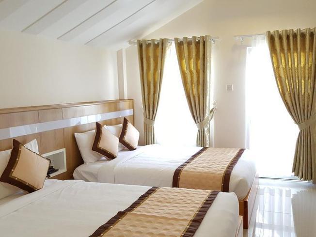 Phòng nghỉ của Isana Hotel