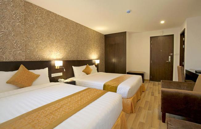 Phòng nghỉ của Kings Hotel Dalat