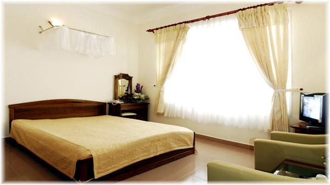 Phòng nghỉ của Do Quyen Hotel