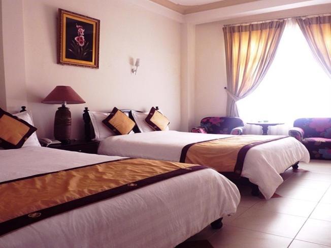 Phòng nghỉ của Phuong Hanh II Hotel
