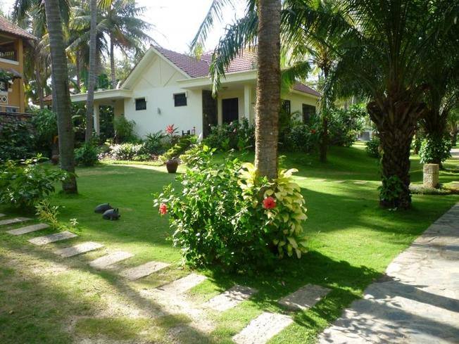 Phòng nghỉ của The Beach Resort