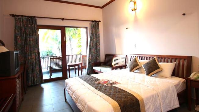 Phòng nghỉ của Canary Beach Resort