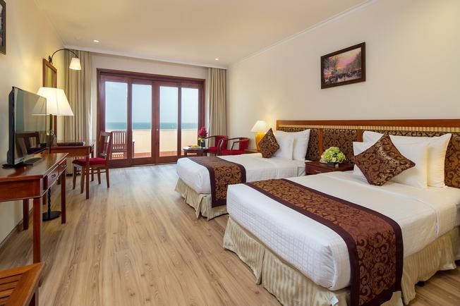 Phòng nghỉ của Sunny Beach Resort & Spa