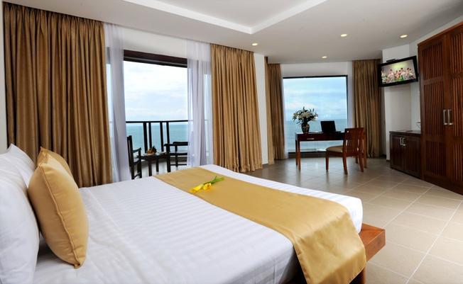 Phòng nghỉ của Unique Muine Resort