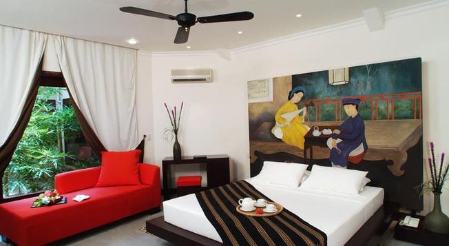 Phòng nghỉ của Seahorse Resort & Spa