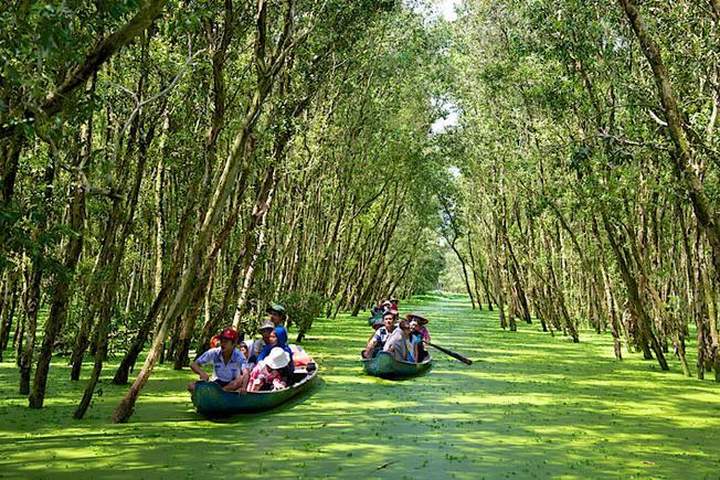 Các điểm du lịch miền tây mùa nước nổi nên đến nhất