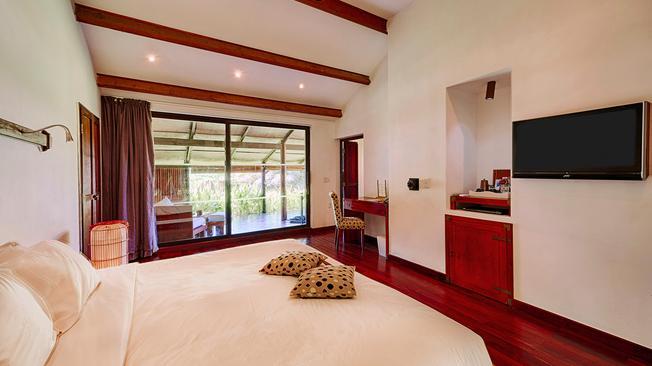 Phòng nghỉ hiện đại