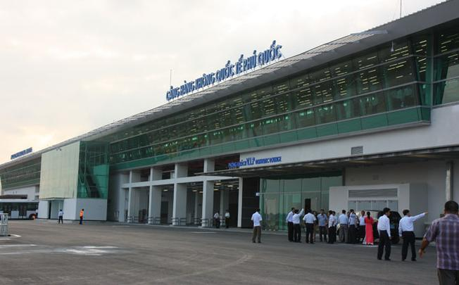 Cảng hàng không Quốc tế Phú Quốc
