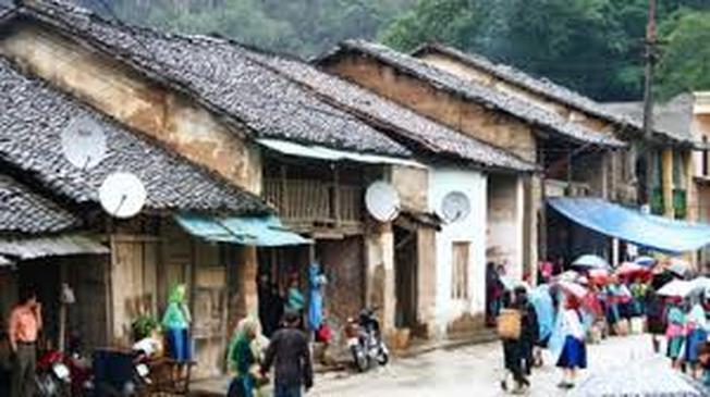 Lên Hà Giang thăm phố cổ Đồng Văn