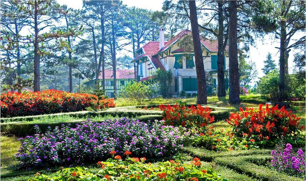 Top 5 Resort Đà Lạt lý tưởng nhất cho kỳ nghỉ lễ 2/9